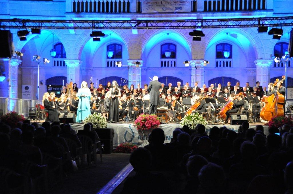 Concerto Lirico Sinfonico 2016 Soliste