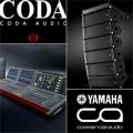 Evento CODA AUDIO e YAMAHA